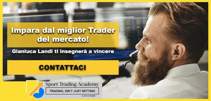 scommettitori corso trading sportivo